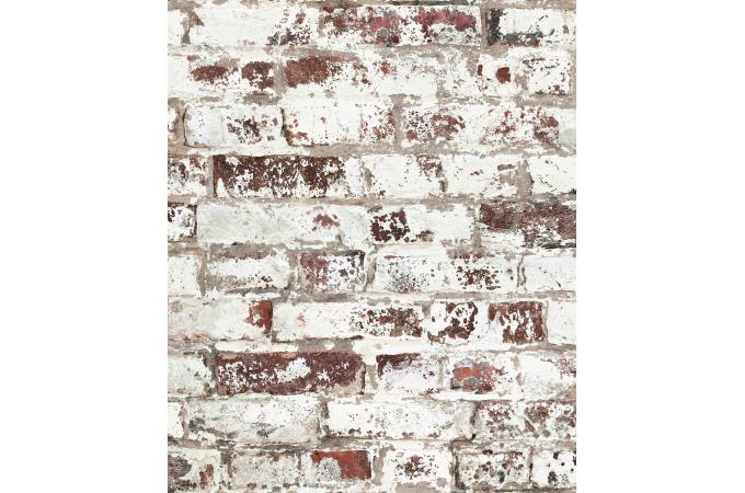 Awesome Papier Peint Style Trompeluil Mur De Briques Uses