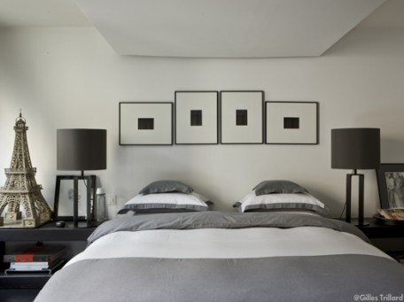 Decoration Chambre Gris Blanc   Ld-motnikspitalic.si