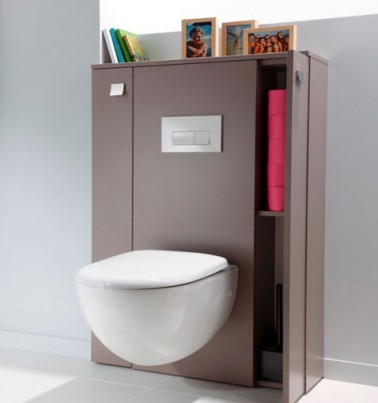 10 Couleurs pour la Dco des toilettes  DecoCool