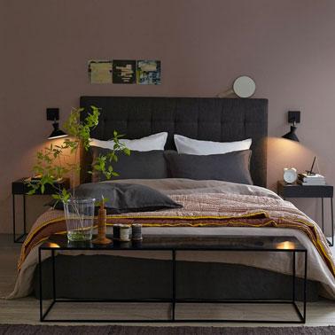 12 Dco Salon et Chambre avec une Peinture Couleur Taupe I DcoCool