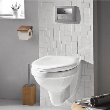 Dco WC Design avec Cuvette WC suspendu  DcoCool