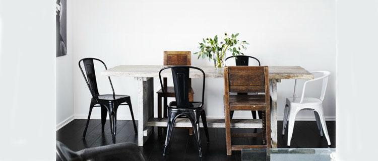 14 idees de chaises depareillees autour