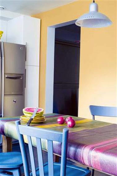 Couleur peinture cuisine  10 idees couleurs pour cuisine tendance