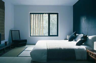 une deco chambre bleu la couleur des