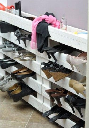 10 Rangements Pour Chaussures Faire Soi Mme