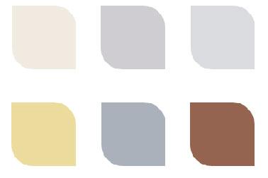 Nuancier Peinture Couleur Associer Pour Dco Chambre Zen