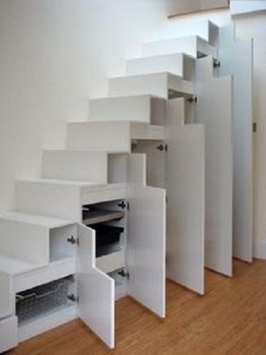 10 Astuces Rangement Sous Escalier Futes Et Pratiques