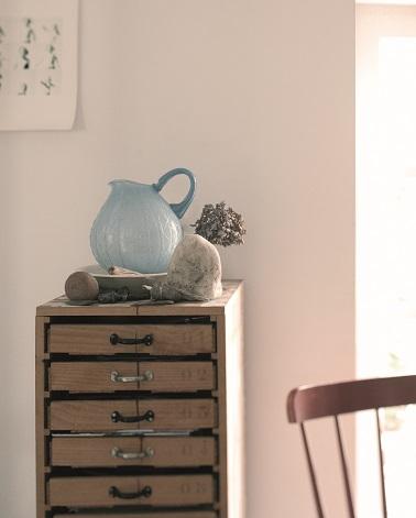 Peinture Astral couleur Toile de jute pour salon et chambre