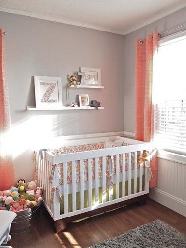 la deco enchante la chambre bebe fille