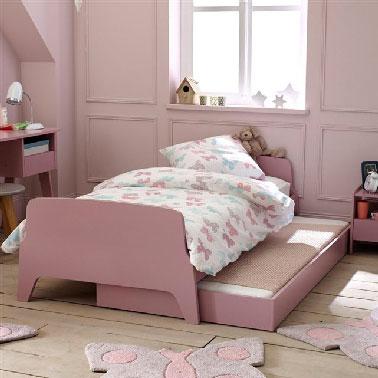 Chambre Vieux Rose Et Gris - Décoration de maison idées de design d ...