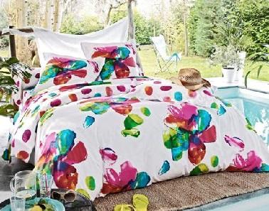 linge de lit pas cher pour egayer la