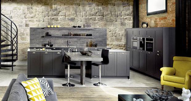 Bar Pour Separer Cuisine Salon