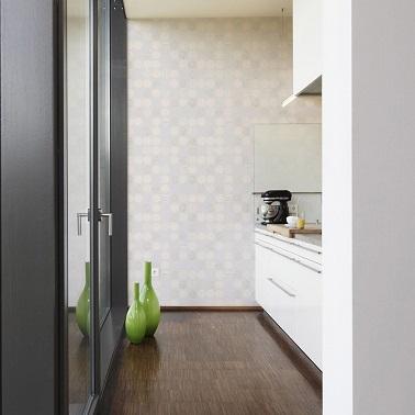 papier peint cuisine 20 exemples deco