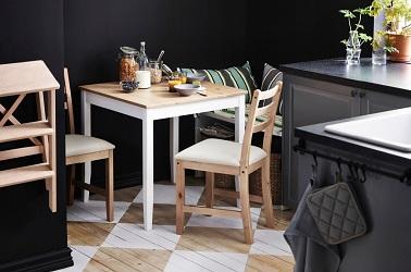 petites tables de cuisine ikea
