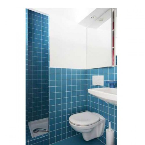 Stunning amenagement petite salle de bain 3m2 pictures for Amenagement salle de bain petite surface