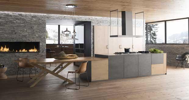 Amenagement Salon Cuisine Ouverte Idee Deco Salon Cuisine Ouverte