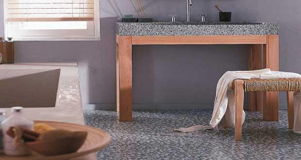 sol pvc salle de bain un revetement