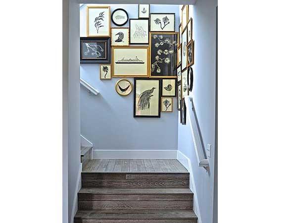 Cage descalier  20 ides dco pour un bel escalier