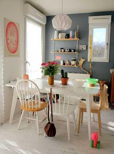 table pliante murale cuisine