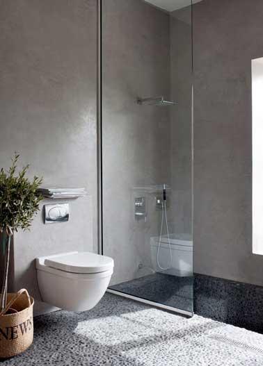 douches a l italienne tendance chic et zen