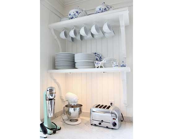 meuble cuisine retro