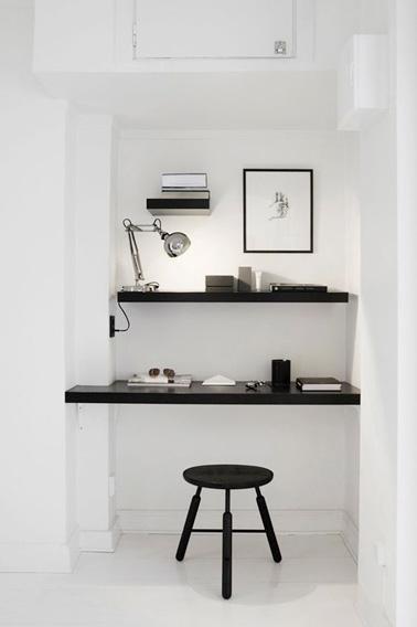 Amnagement dun bureau dans un petit espace