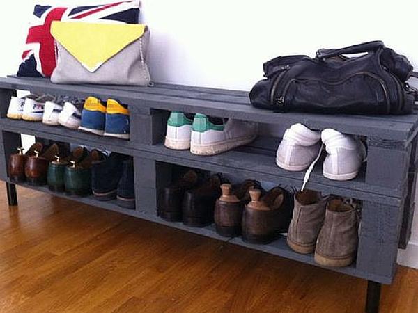 Rangement Chaussures à Prix Mini Ou à Faire Soi Même