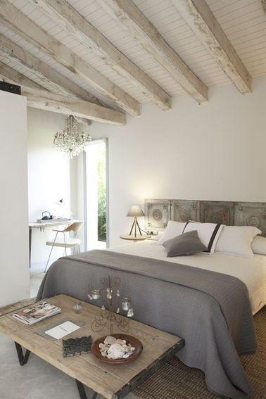10 Dco chambres avec poutres apparentes very charmantes