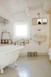 Salle de bain sous pente et sous combles  la dco craquante
