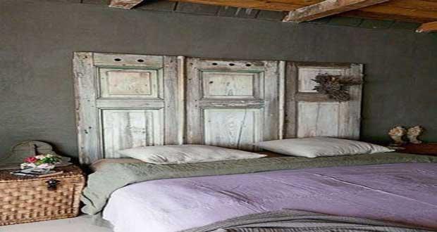 DIY  8 ides de tte de lit dco pour sinspirer