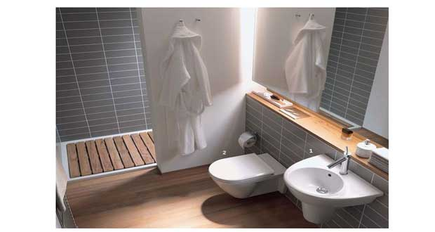 Avoir Une Petite Salles De Bain Cest Pas La Cata Avec Des Astuces