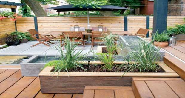 Idees Deco Terrasse A L Amenagement Canon Decoration Terrasse Et Amenagement Tendance Pour Soigner Son Exterieur