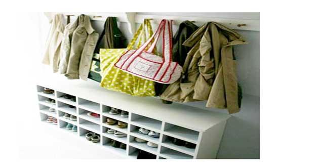 Astuce Dco Brico Pour Organiser Le Rangement Des Chaussures