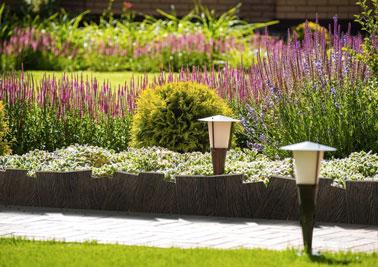 Astuce pour des bordures propres dans votre jardin