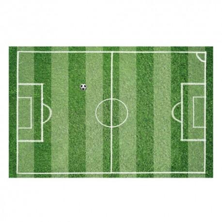 tapis vinyle terrain de football
