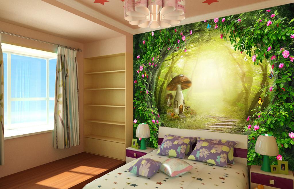 Une Chambre Pour Enfant Thme Fort Deco In