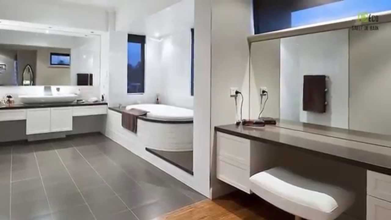 Une Salle De Bain Ultramoderne Deco In