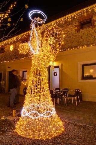 Weihnachtsbeleuchtung Online Shop  decoLED