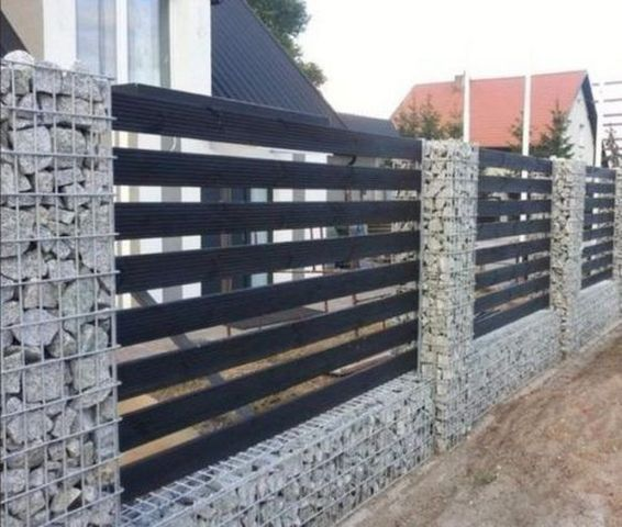 Front Fence Design Ideas