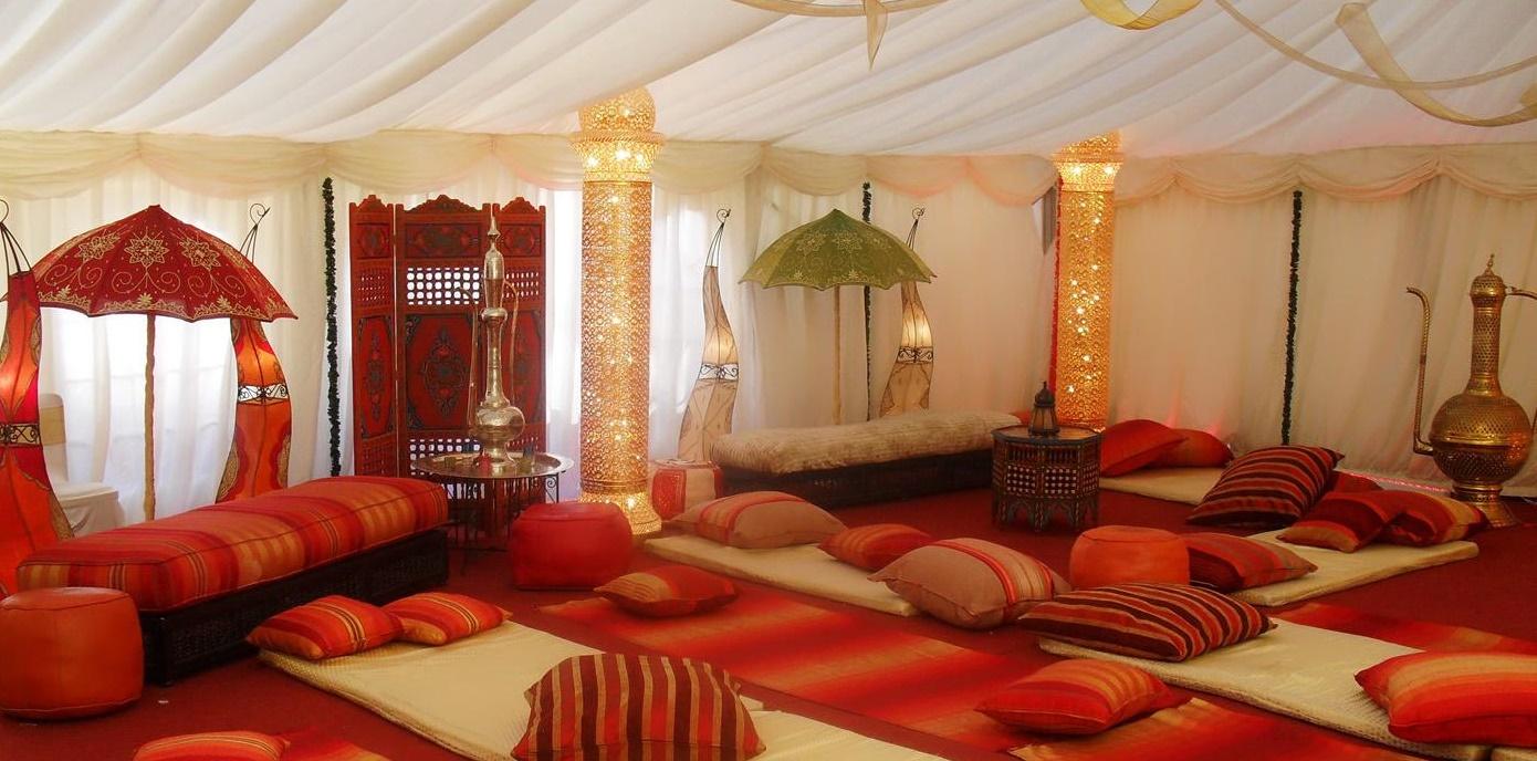 Meilleur style du dcor traditionnel pour salon marocain  Dco salon marocain