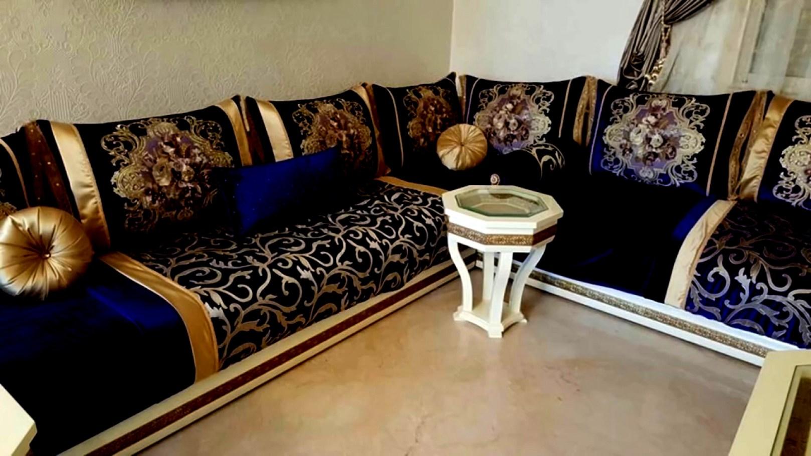 Vente salon marocain moderne 2019  Montpellier  Dco Salon Maroc