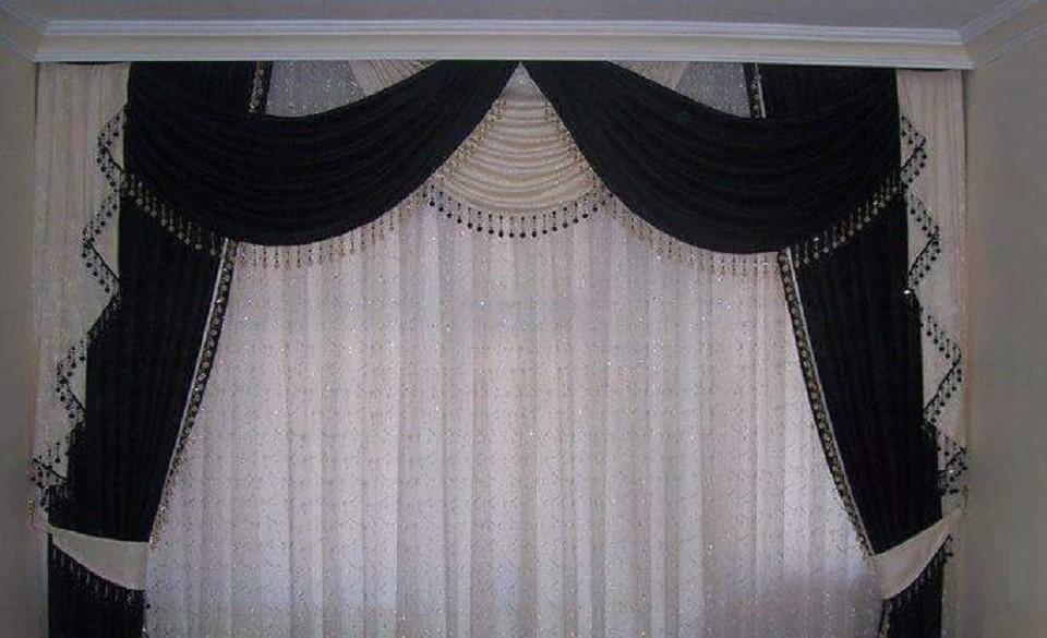 acheter rideaux pour salon marocain