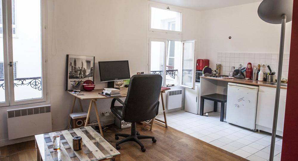 petit studio de 20m