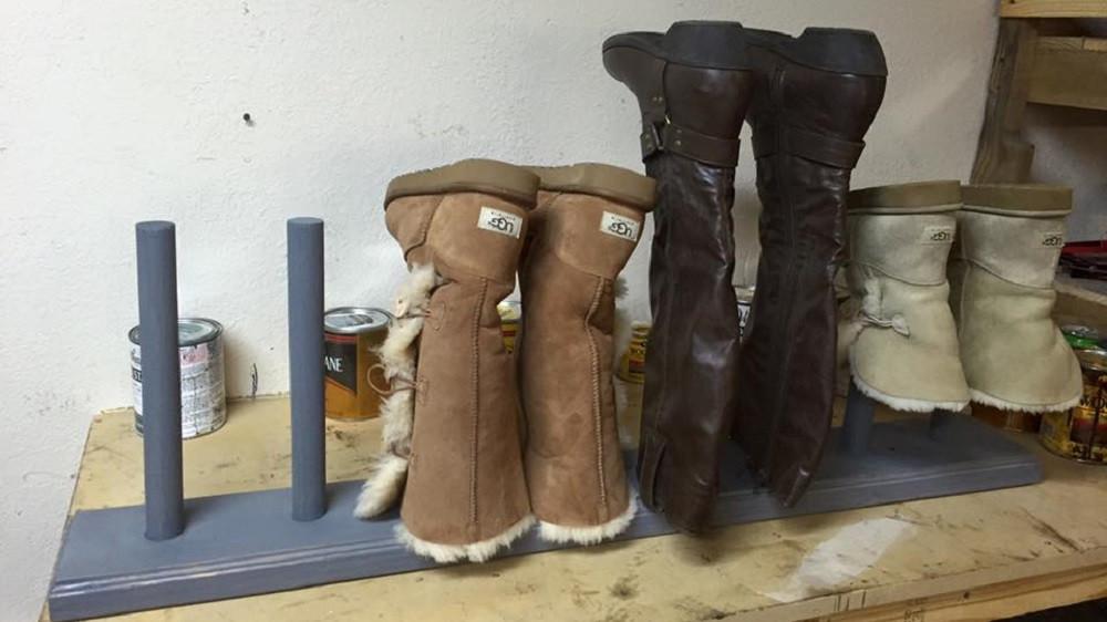 4 astuces pour ranger ses bottes m6