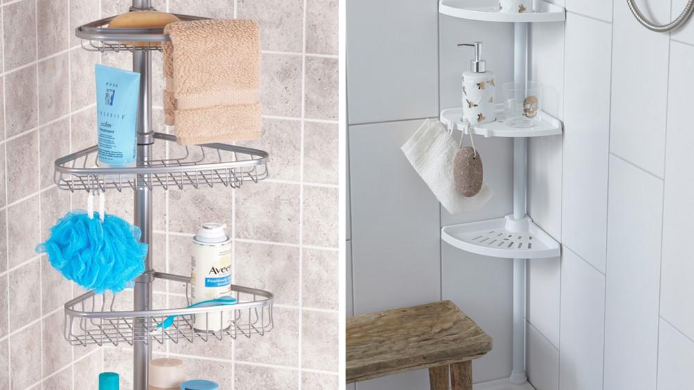 exploiter les murs de la salle de bains