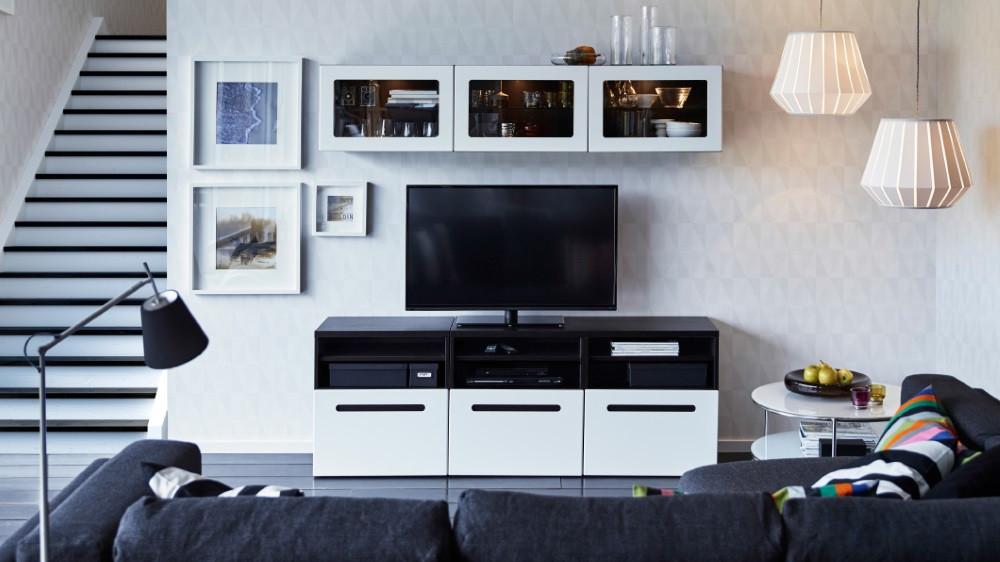 ou installer une tv dans le salon