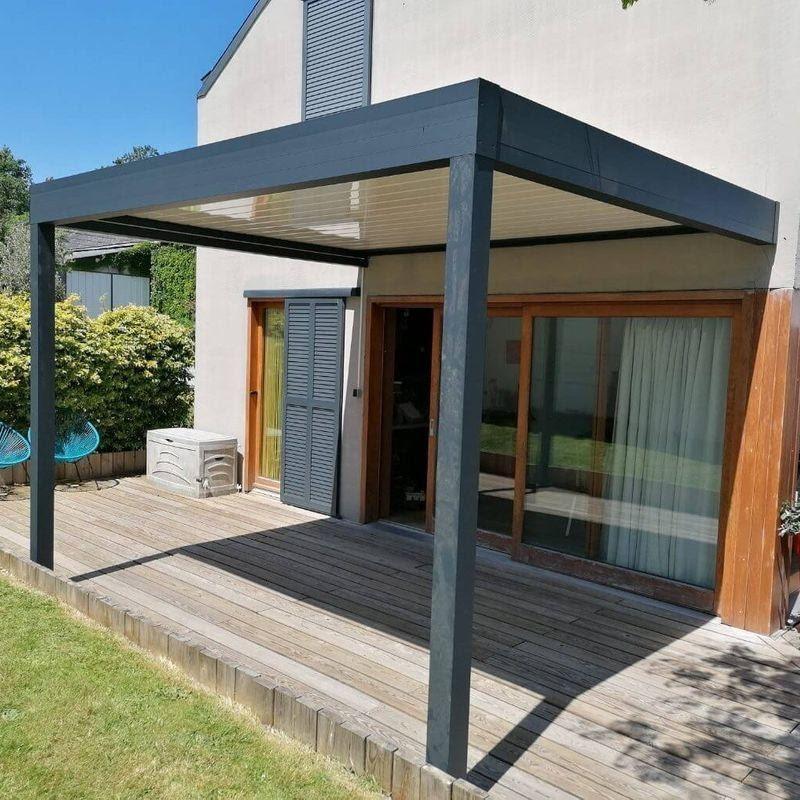 embellir votre terrasse avec une