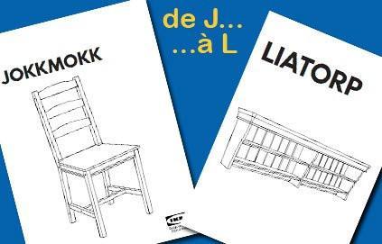 les plans de montage des meubles ikea