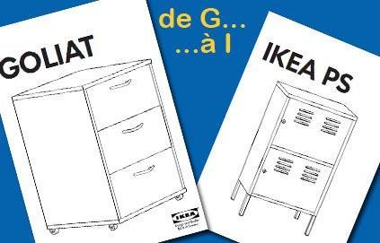 Les Plans De Montage Des Meubles Ikea De G à I M6 Decofr
