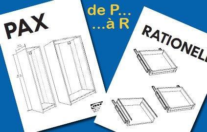 Les Plans De Montage Des Meubles Ikea De P à R M6 Decofr